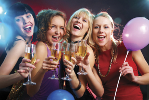 girls weekend in Madrid