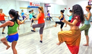 bollywood classes in madrid