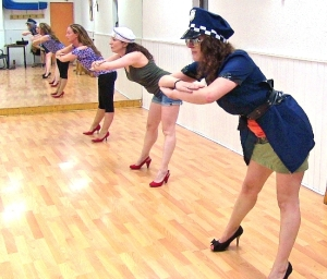 burlesque classes in madrid