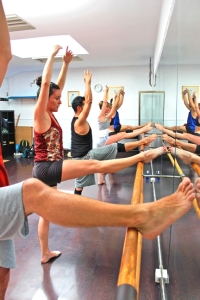 dance classes in madrid - contemporary