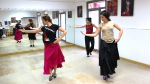 Fun Flamenco dance classes in Madrid