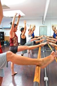 Dance classes in Madrid