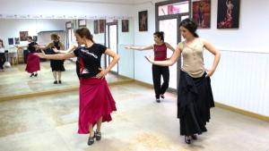 Fun Flamenco dance classes in Madrid