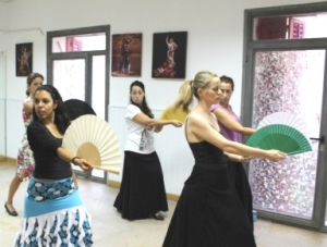 Madrid flamenco classes