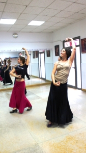 Dance classes in Madrid- Flamenco