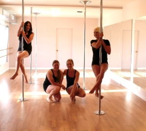 pole dance classes in madrid